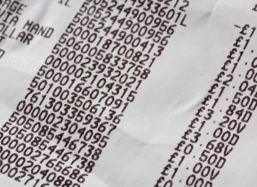 receipt1 - تراکنش های بیت کوین چگونه انجام می شوند؟