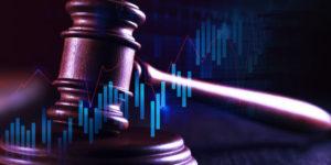 The SEC Charges Two Nevada Residents Selling Fraudulent Blockchain Stock 07 03 2018 300x150 - کمیسیون بورس آمریکا دو محصول سرمایه گذاری بیت کوین را تعلیق کرد