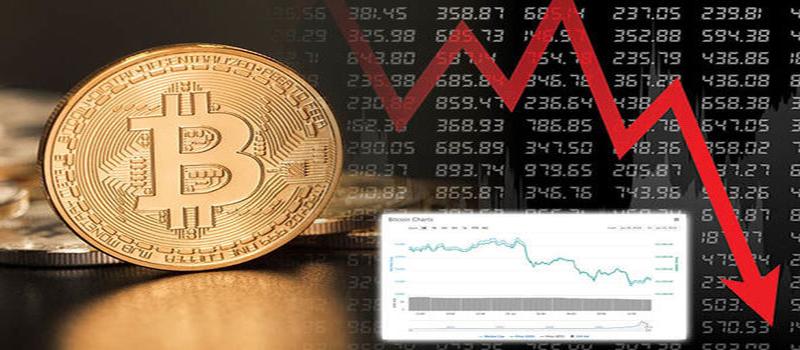 bitcoin price new why btc going down crash latest cryptocurrency 911501 - انتقال ۱۰۰ میلیون دلار بیت کوین به صرافی/ آیا سقوطی در راه است ؟