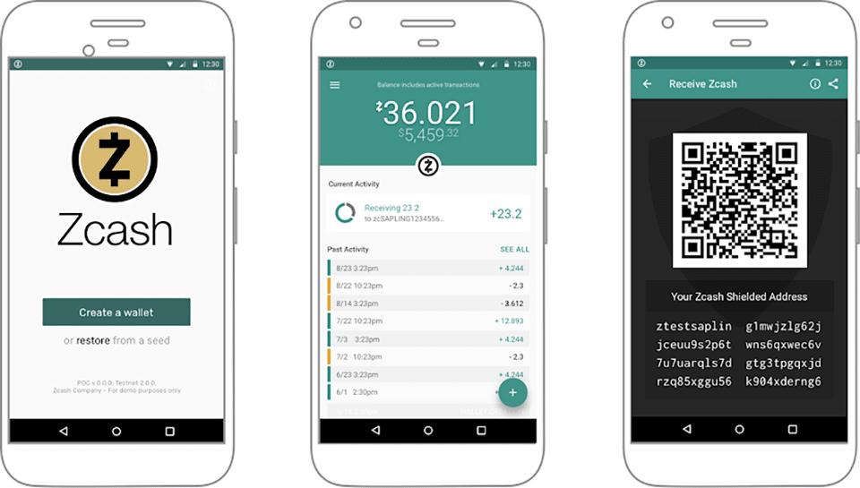 کیف پول زی کش برای موبایل