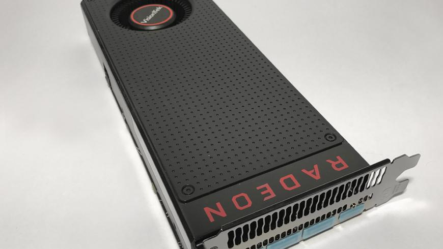 AMD Radeon RX 580 - بهترین کارت گرافیکهای استخراج اتریوم در سال ۲۰۱۸