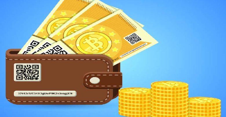 Bitcoin paper wallet1 780x405 - آموزش ساخت کیف پول کاغذی بیت کوین و بیت کوین کش
