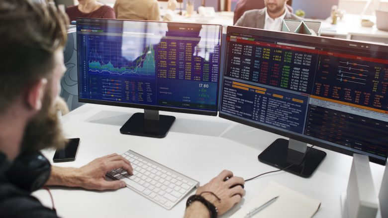Trader Two Monitors image