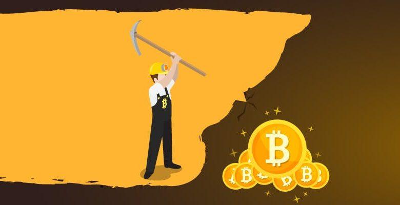 bitcoin mining961102 780x400 - کمرنگشدن نقش بیتمین/ استخراج بیت کوین غیرمتمرکزتر از قبل انجام میشود