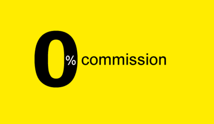 zero commision 696x436 696x405 - ۳ صرافی بدون کارمزد برای خرید و فروش ارز دیجیتال