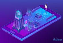 تصویر از نرم افزارهای استخراج بیت کوین و ارزهای دیجیتال با گوشی موبایل