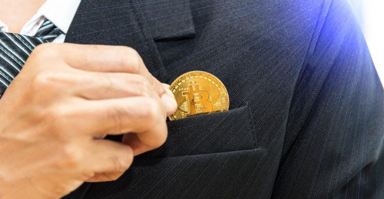 bitcoin suit wall street institutional investor 780x405 - ثروتمند ناشناس ۲۵ درصد کل بیت کوینهای دنیا را میخرد