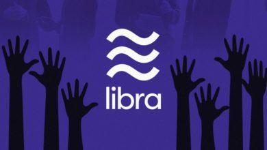 libra coin facebook 390x220 - ارز دیجیتال فیس بوک راه خود را از بیت کوین جدا میکند