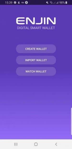 enjin wallet