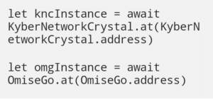 11 300x140 - نحوه ی تبادل توکن ها در شبکه کایبر (Kyber Network)