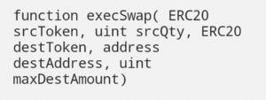 15 300x113 - نحوه ی تبادل توکن ها در شبکه کایبر (Kyber Network)