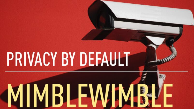 mimblewimble-privacy