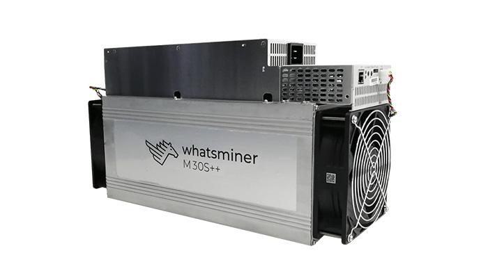 MicroBT Whatsminer M30S++