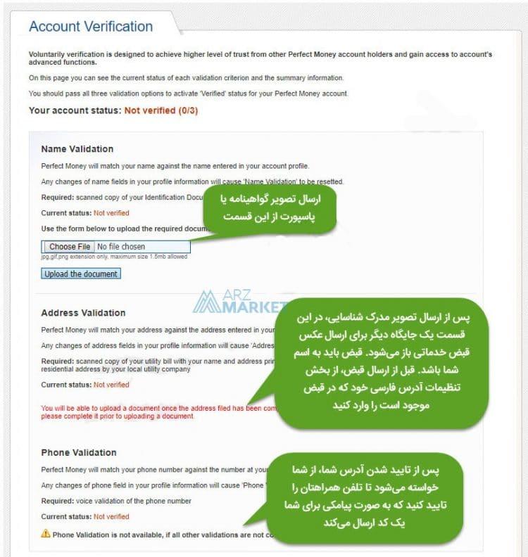 PM-verification