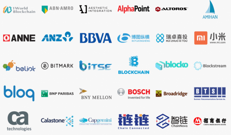 hyperledger-members