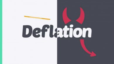 تصویر از تورم منفی (Deflation) چیست و چه اثراتی بر اقتصاد دارد؟