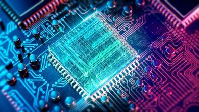 تصویر از کامپیوترهای کوانتومی و ارزهای دیجیتال