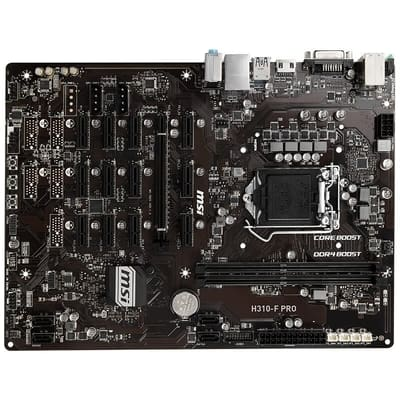 MSI-H310-F-PRO-mining-motherboard