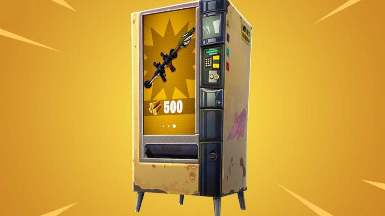 vending machin