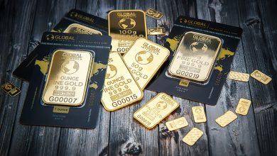 تصویر از بزرگترین سقوط طلا از سال ۲۰۱۳؛ منتقدان بیت کوین ساکت شدند