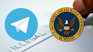 تصویر از دادگاه تا اطلاع ثانوی از عرضه ارز دیجیتال تلگرام جلوگیری کرد