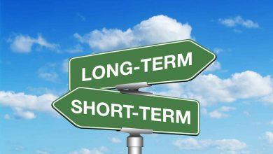 تصویر از موقعیت Short و Long چیست؟