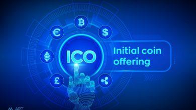 تصویر از عرضه اولیه سکه (ICO) چیست؟