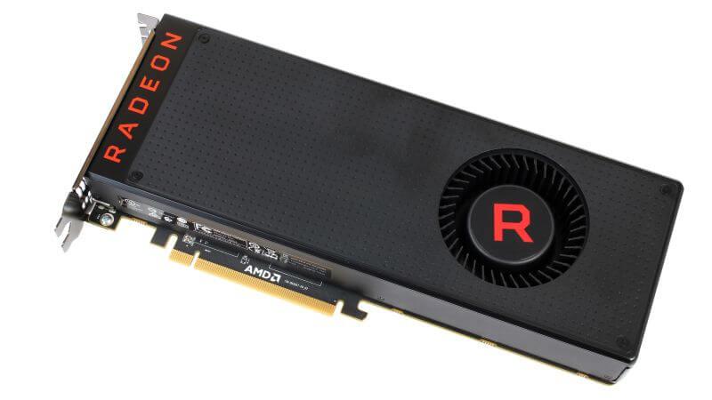 تصویر AMD Radeon RX Vega 56