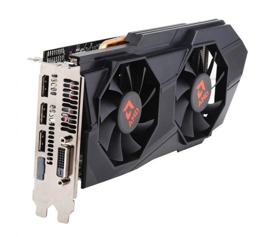 تصویر AMD Radeon RX580