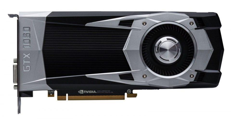 تصویر Nvidia GTX 1060