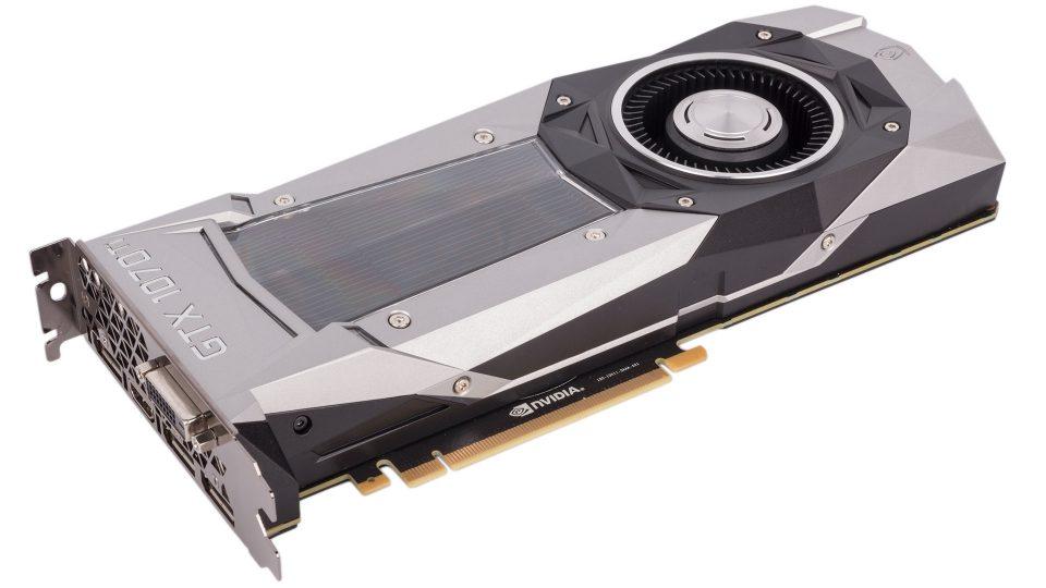 تصویر Nvidia GTX 1070 Ti