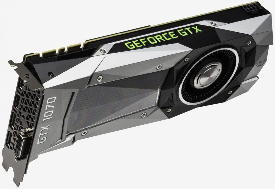 تصویر Nvidia GTX 1070