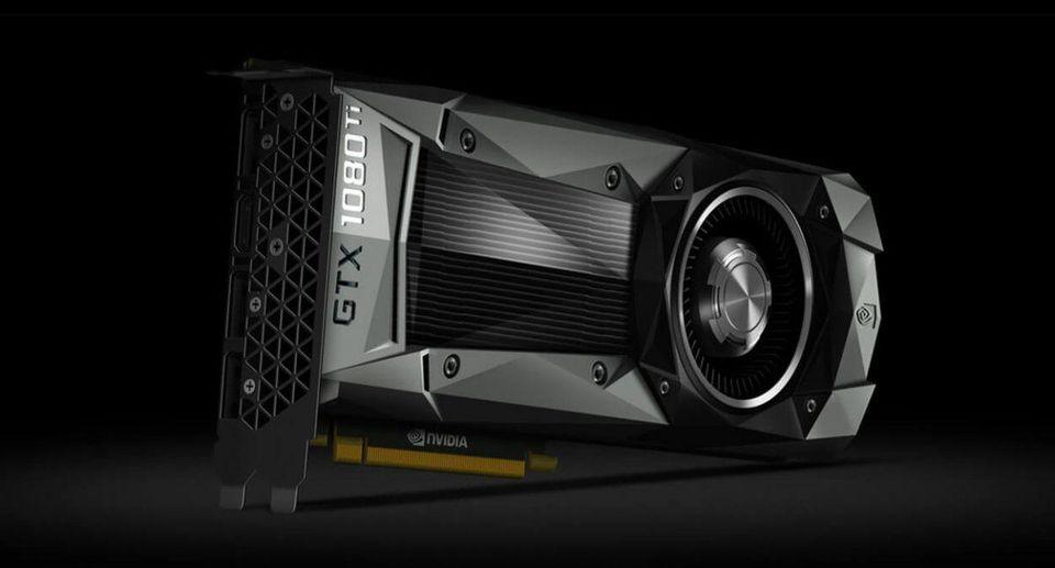تصویر Nvidia GTX 1080 Ti