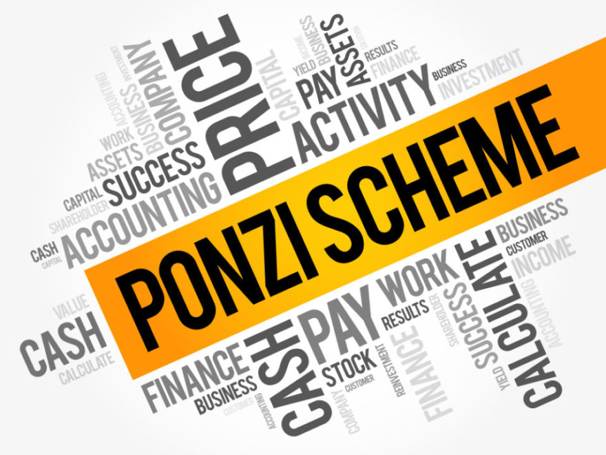 what is ponzi scheme