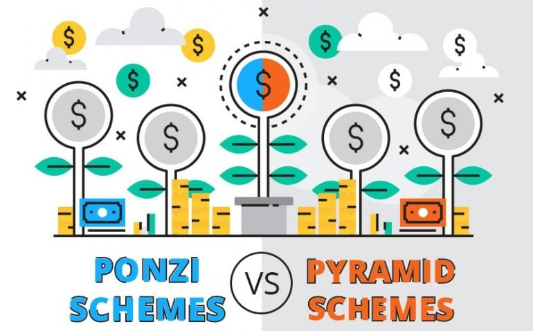 Ponzi-Schemes-Vs-Pyramid-Schemes