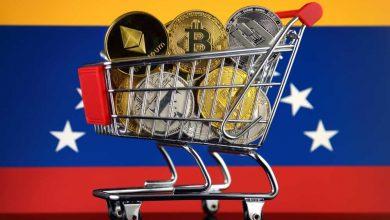تصویر از امکان انتقال ارزهای دیجیتال بدون اینترنت برای ونزوئلاییها فراهم شد