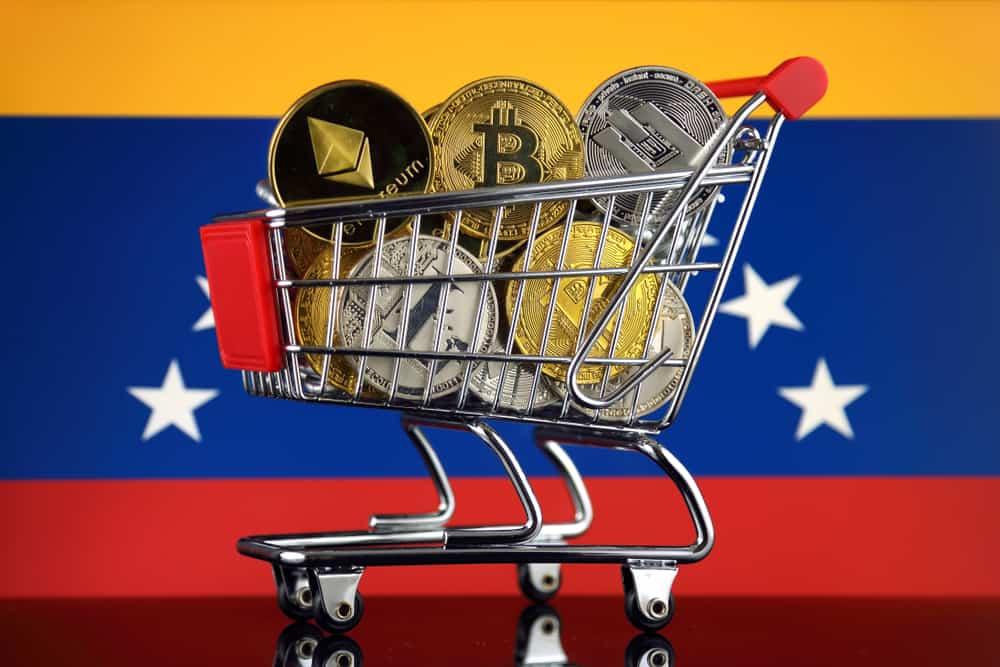 Venezuela-cryptos