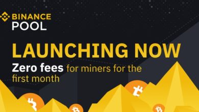 binance mining pool