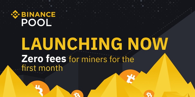 binance mining pool