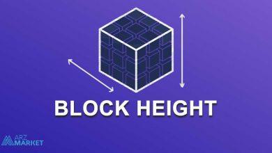 تصویر از شماره یا ارتفاع بلاک (block height) در یک بلاک چین چیست؟