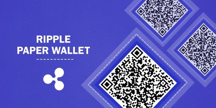 ripple-paper-wallet