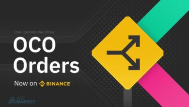 Binance-oco-order