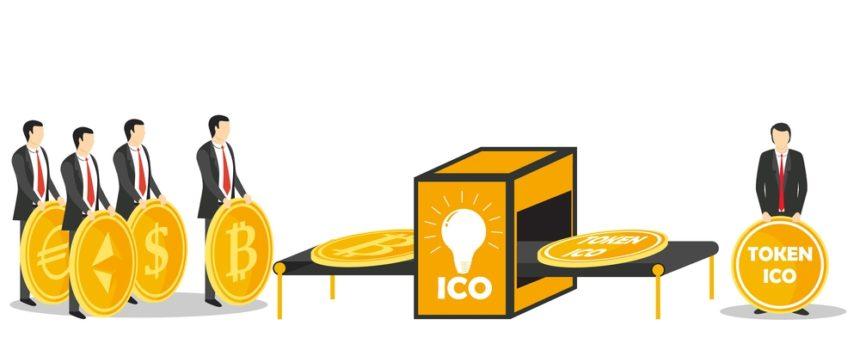 یک ICO چگونه کار میکند؟