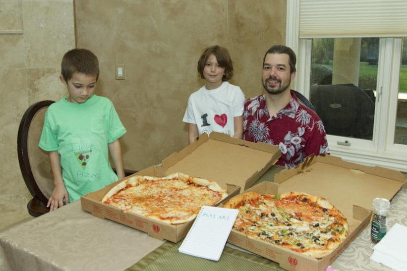 Laszlo Hanyecz and pizza
