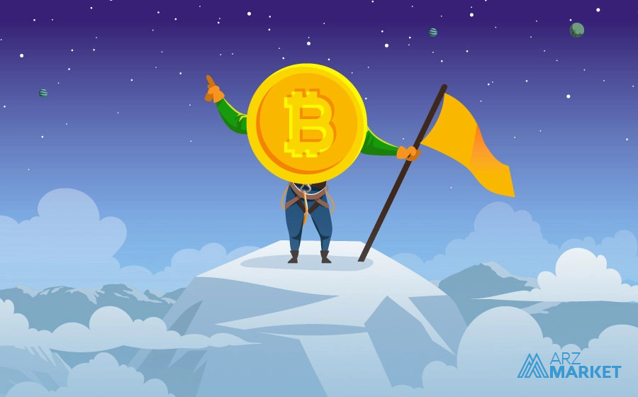 What brought the price of Bitcoin to 10k