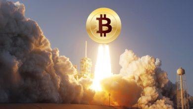 تصویر از قیمت بیت کوین به ۹,۹۰۰ دلار رسید؛ ۴ روز تا هاوینگ