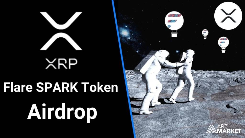 XRP-Flare-SPARK-Token-Airdrop