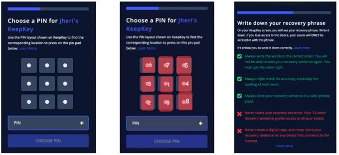 keepkey-choosing-pin